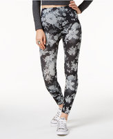 First Looks Floral Tonal Seamless Leggings, A Macy's Exclusive