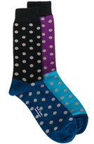 Paul Smith polka dotted socks