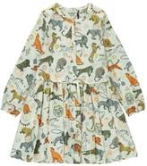 Stella McCartney Fleur Circus Animal Dress