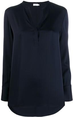 Filippa K Filippa-K slit detail blouse