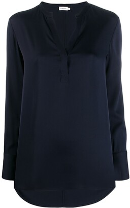 Filippa K Slit Detail Blouse