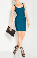Herve Leger Yasmin Caging Detail Dress