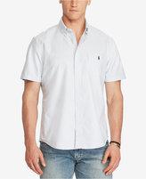 Polo Ralph Lauren Men's Big & Tall Striped Oxford Sport Shirt