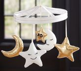 Pottery Barn Kids Emily & Meritt Moon & Stars Mobile