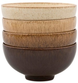 Denby Studio Craft 4-Pc. Rice Bowl Set