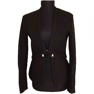Porsche Design Black Cotton Jacket for Women