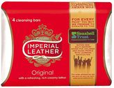 Imperial Leather Original Bar Soap 4 x 100g
