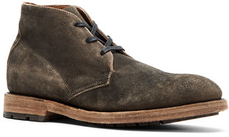 Frye Bowery Leather Chukka Boot