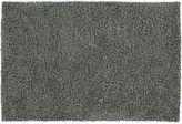 Crate & Barrel Zia Grey 9x12 Shag Rug