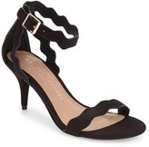 Chinese Laundry Women's 'Rubie' Scalloped Ankle Strap Sandal