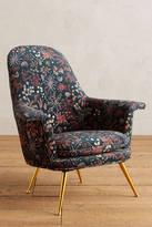 Anthropologie Sylvania-Printed Kimball Chair