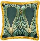 Roberto Cavalli Deco Jacquard Cushion