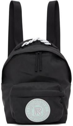 Raf Simons Black Eastpak Edition Pakr Backpack
