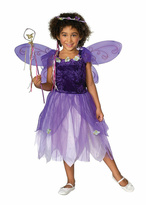 Rubie's Costume Co Plum Pixie Dress-Up Set - Girls