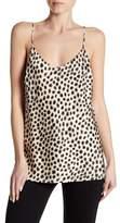 Cynthia Rowley Leopard Cami