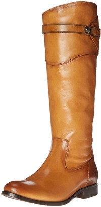 Frye Women's Molly Button Tall-SMVLE Riding Boot