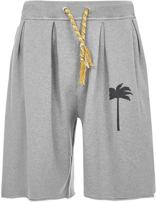 Palm Angels Loose Palm Shorts