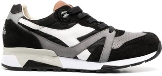 Diadora Panelled Low Sneakers