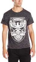 Akademiks Men's Hoorah Slub T-Shirt (Various Colors and Sizes Including Big and Tall)