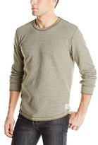 Lucky Brand Men's Long-Sleeve Crewneck Top