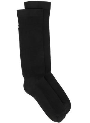 Rick Owens Subhuman calf socks