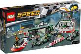 Lego Speed Champions Mercedes AMG