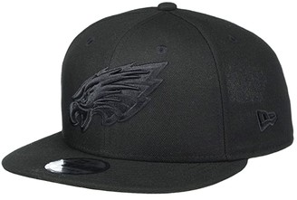 New Era NFL Basic Snap 9FIFTY(r) Snapback Cap - Philadelphia Eagles (Black 4) Caps