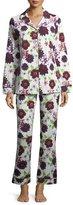 BedHead Fall Floral Long-Sleeve Pajama Set