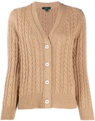 Jejia Cable Knit Cardigan