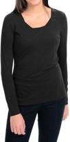 Royal Robbins Essential TENCEL® Twist Neck Shirt - UPF 50+, Long Sleeve (For Women)