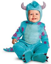 Disney Pixar Monsters University Sulley Costume - Baby