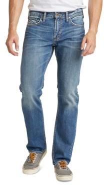 Silver Jeans Co. Men's Allan Straight Leg Jeans