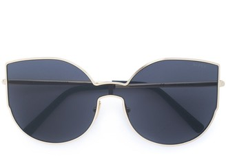 RetroSuperFuture Oversized Sunglasses