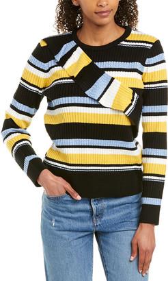 Parker Montego Wool-Blend Sweater