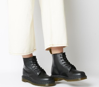 Dr. Martens 101 6 Eye Boots Black