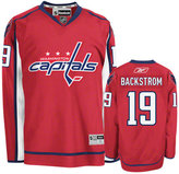 Reebok Men's Niklas Backstrom Washington Capitals Premier Jersey