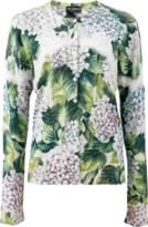 Dolce & Gabbana Hydrangea Lace Cardigan