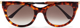 Thierry Lasry Dirtymindy cat-eye acetate sunglasses