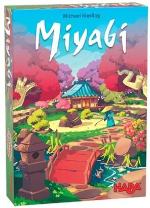 Haba Miyabi Tile Stacking Game