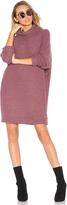 Michael Lauren Vargus Turtleneck Dress
