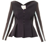 Roksanda Selby tailored peplum jacket