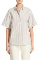Lafayette 148 New York Women's Jarah Stripe Blouse