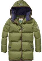 Scotch & Soda Long Puffer Coat