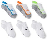 Champion Boys' Athletic Socks White