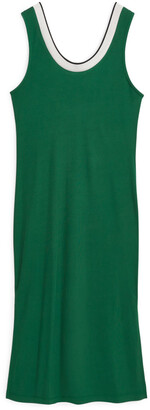 Arket Viscose Jersey Tank Dress