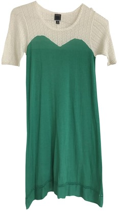 Orla Kiely Green Cashmere Dresses