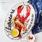 Sur La Table Lobster Melamine Platter