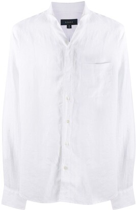 Sease Stand-Collar Shirt