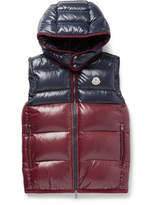 Moncler - Balmat Quilted Shell Down Gilet