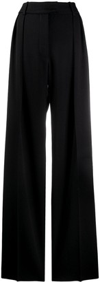 Valentino High-Waisted Wide Leg Trousers